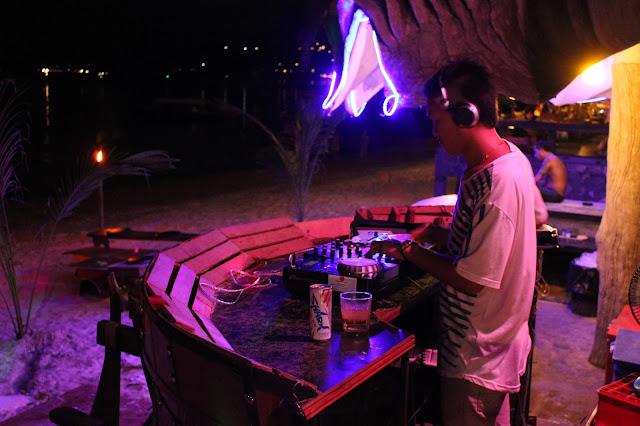 DJ party Ko Tao