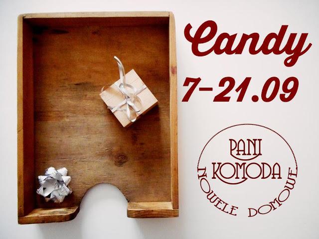 Candy w Nowele Domowe do 21 września