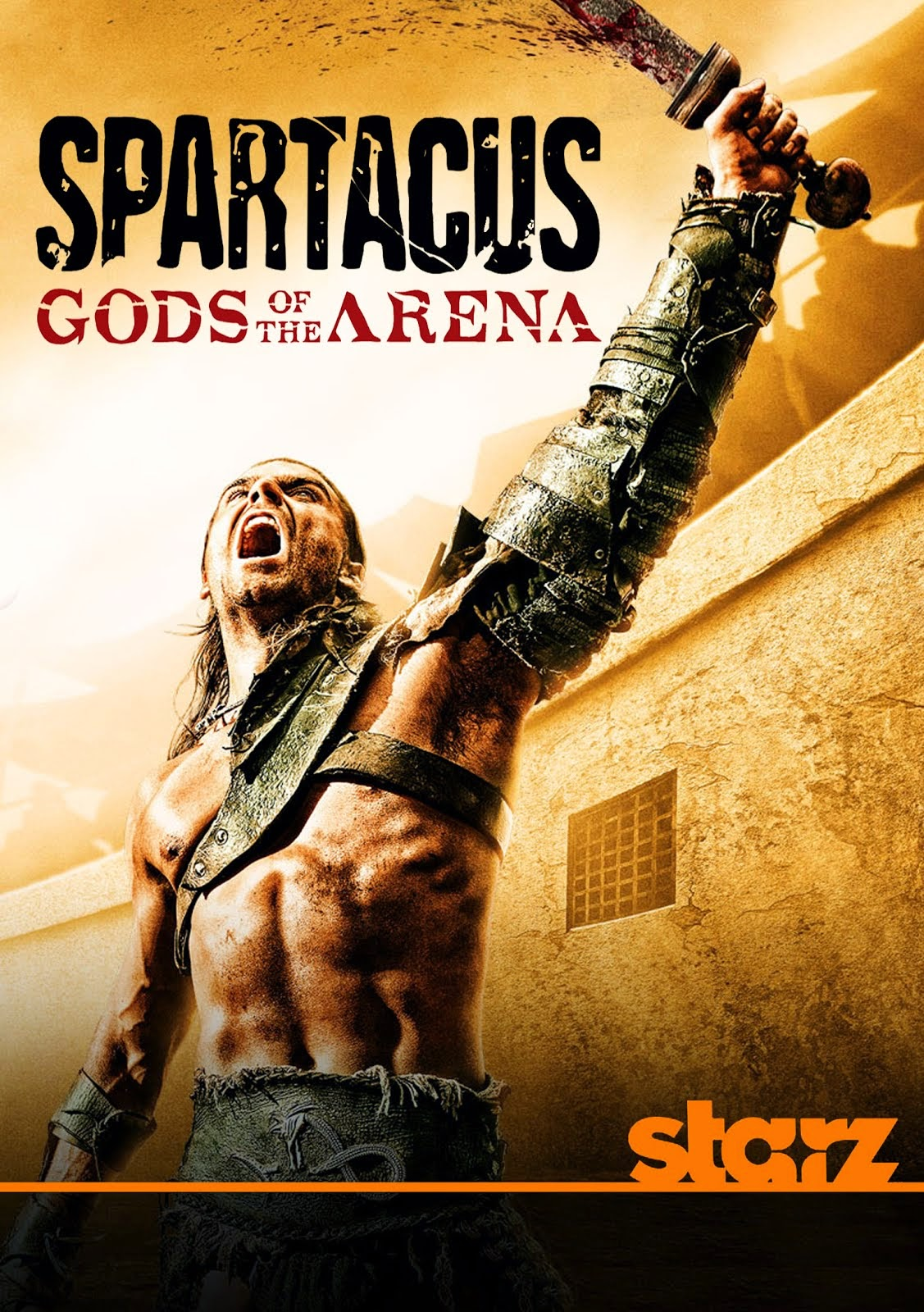 Spartacus: Gods of the Arena – Todas as Temporadas Dublado / Legendado (2011)