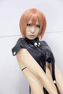 Gantz Kishimoto Kei cosplay by Yuji