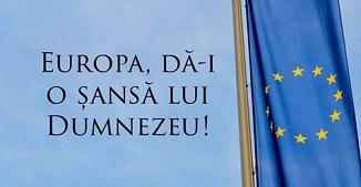 Peter Costea 🔴 Europa, dă-i o șansă lui Dumnezeu!