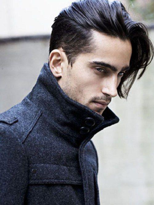 Peinados Para Cabello Negro - Cabello oscuro peinados para cabello negro y medio largo