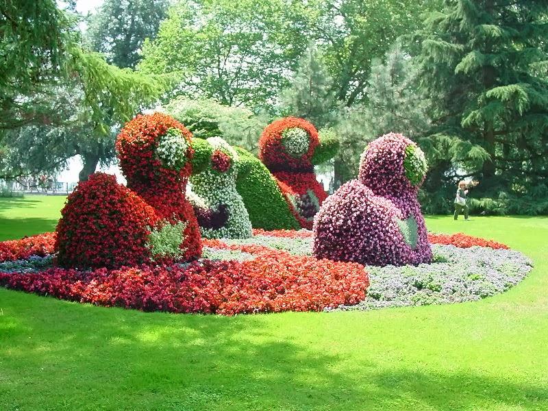 Canarias en el siglo 21 preciosos jardines del mundo for Jardines 7 islas