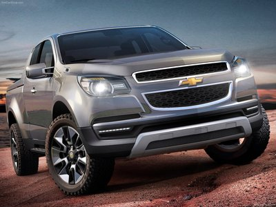 2011 Chevrolet Colorado Concept Review - New Cars, Tuning, Specs ...