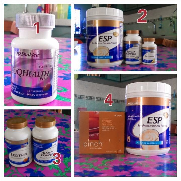 SET SHAKLEE