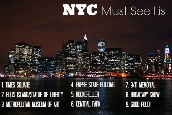 Simple suburbia must see in nyc for Must see attractions in new york city