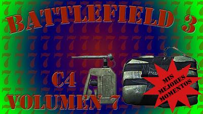 Battlefield 3 Mis Mejores Momentos con C4 volumen 7
