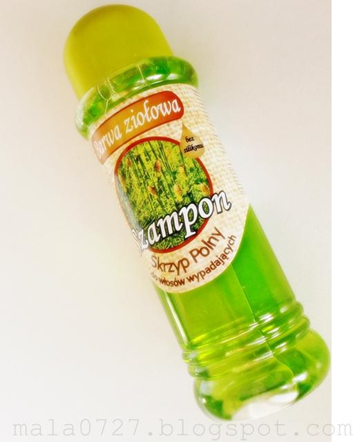 szampon Skrzyp Polny