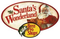 Bass Pro Shop's Santa Wonderland Event 2011