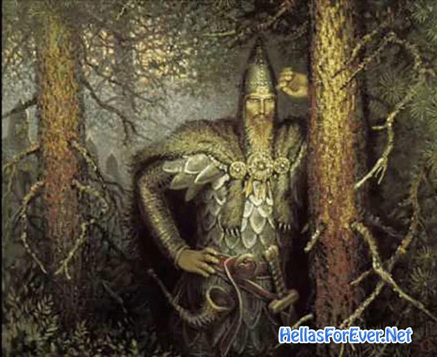 Σλάβικη Μυθολογία