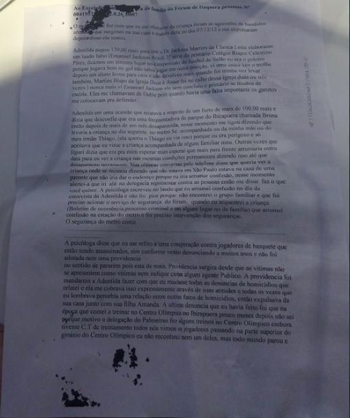 Forum de Itaquera.