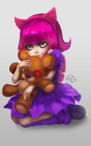 FanArt de Annie