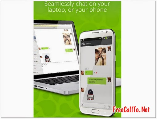 How To make Free Calls with WeChat