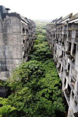 Cidade abandonada de Keelun
