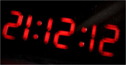 21-12-12: Não será desta vez que o mundo acaba!