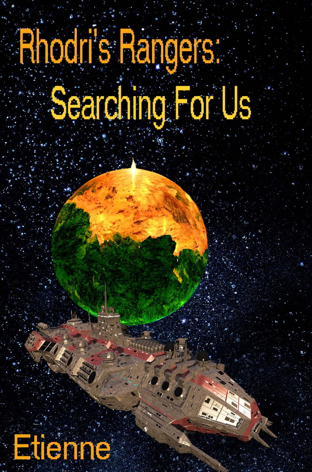 Rhodri's Rangers: Searching For Us