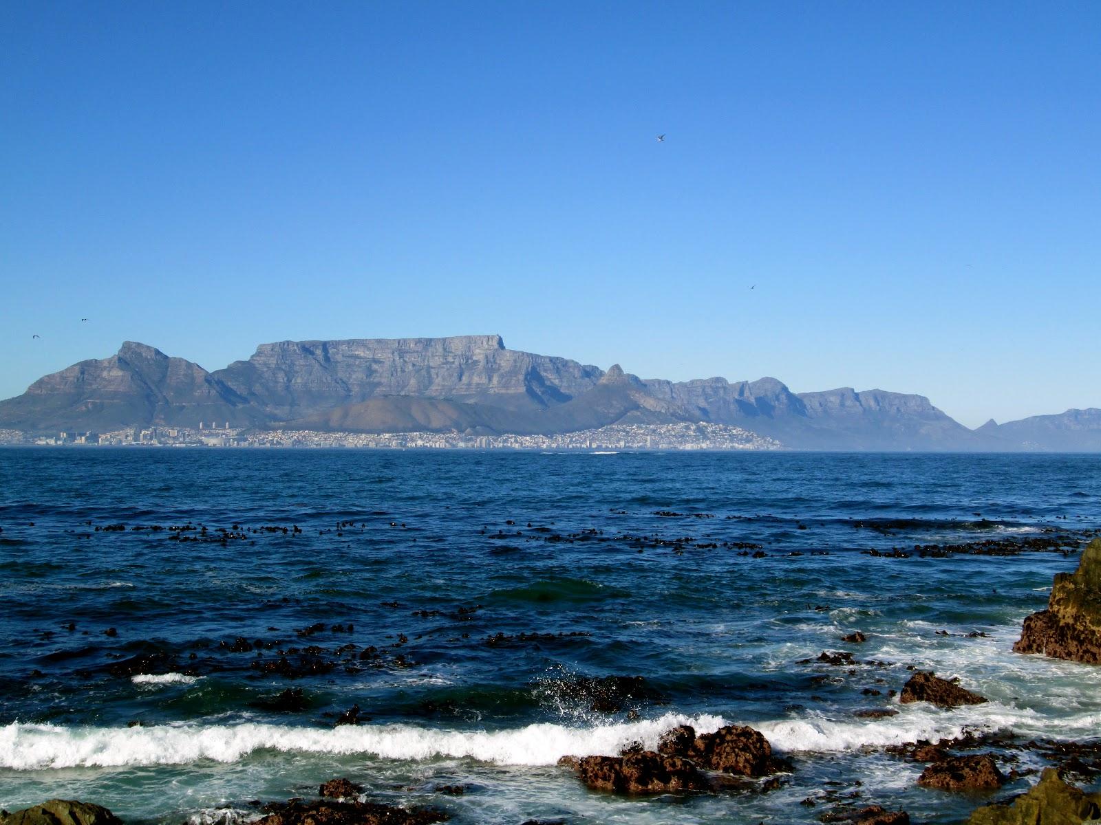 A namibian adventure capetown - Robben island and table mountain tour ...