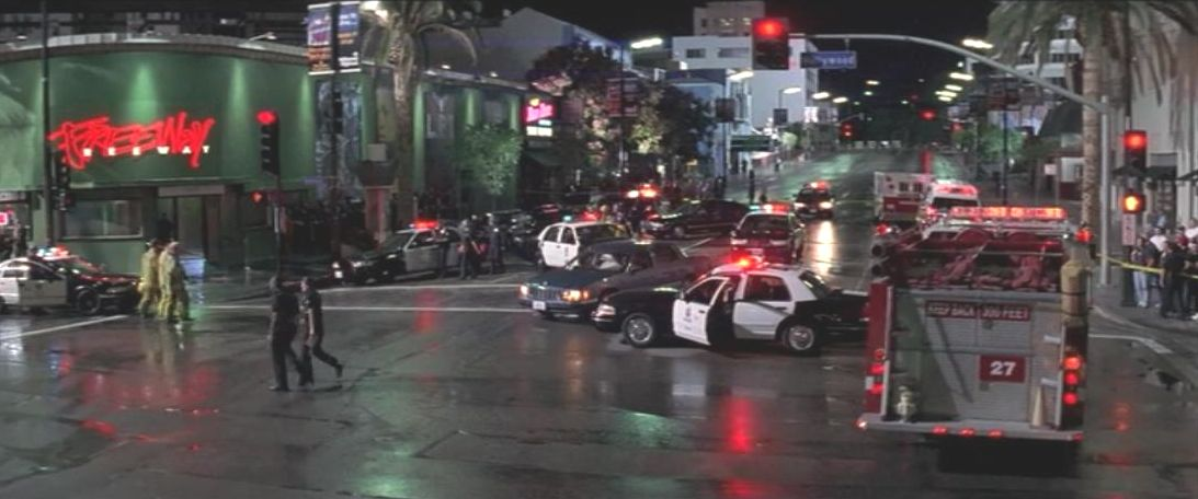 Police Car Website >> Filming Locations of Chicago and Los Angeles: Hollywood Homicide