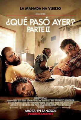 The Hangover Part II (2011) DVDRip Subtítulos en Español 1 LiNK