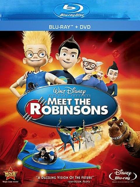 ดูการ์ตูน Meet the Robinsons ผจญภัยครอบครัวจอมเพี้ยน ฝ่าโลกอนาคต