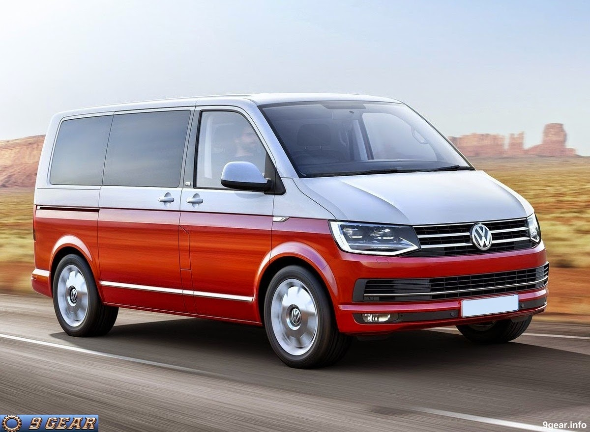 car reviews new car pictures for 2018 2019 new 2016 volkswagen transporter t6. Black Bedroom Furniture Sets. Home Design Ideas