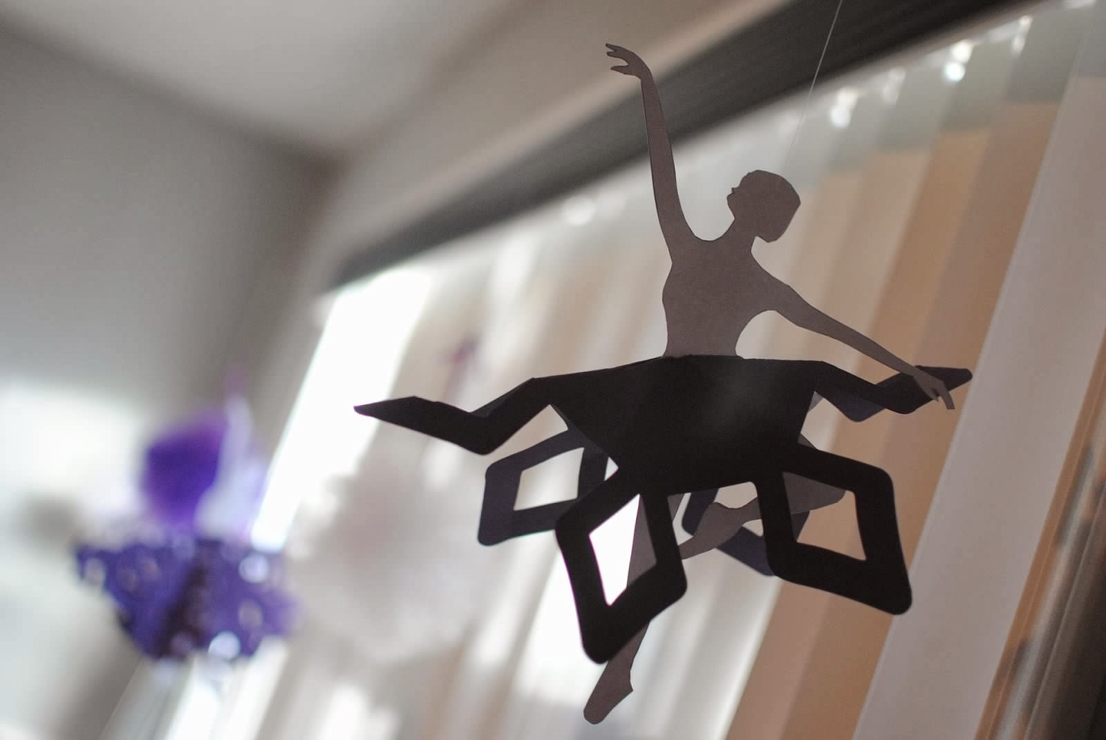 Ballet Party Decorations