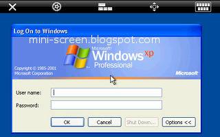 Jaadu Windows Desktop Remote Control App: iPhone Interface