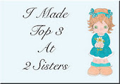 Yay!! Top 3 at 2 Sisters 21st Jan