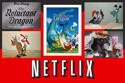 Reluctant Dragon Disney Netflix arrives new joins list classic
