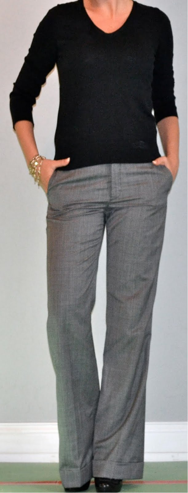 Cool Ideas About Gray Pants On Pinterest  Grey Pants Work Pants Outfit