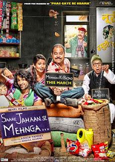 Saare Jahaan Se Mehnga (2013) HDSCamDVD Watch Online Free Download