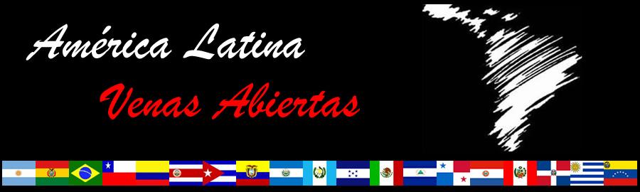 América Latina, venas abiertas