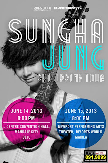 Sungha Jung Live in Manila
