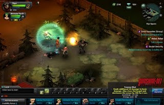 Gunshine is an innovative free to play 3D shooter MMORPG