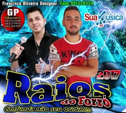 RAIOS DO FORRÓ