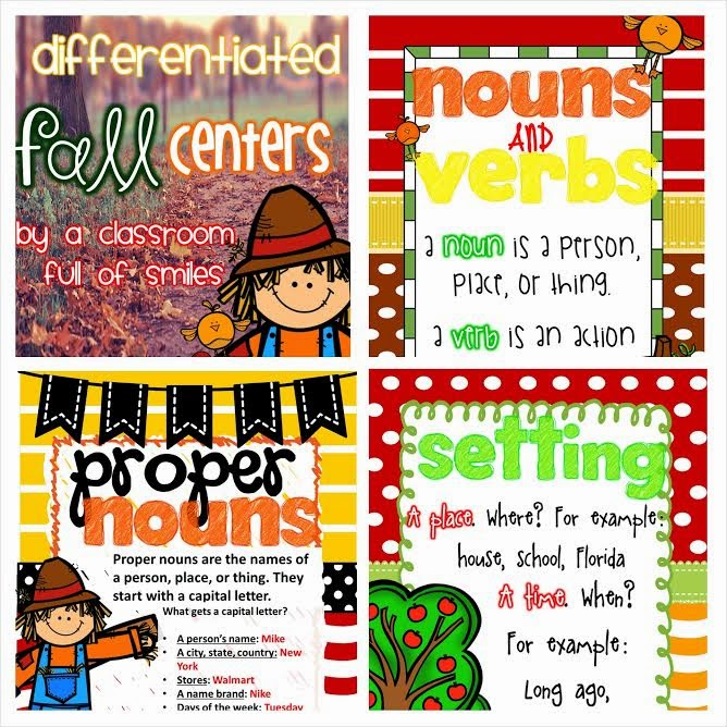 http://www.teacherspayteachers.com/Product/Differentiated-Reading-Centers-for-Fall-1342694