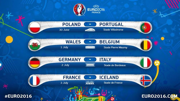 Calendari de l'EUROCOPA