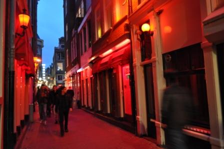 Amsterdam Prostytucja
