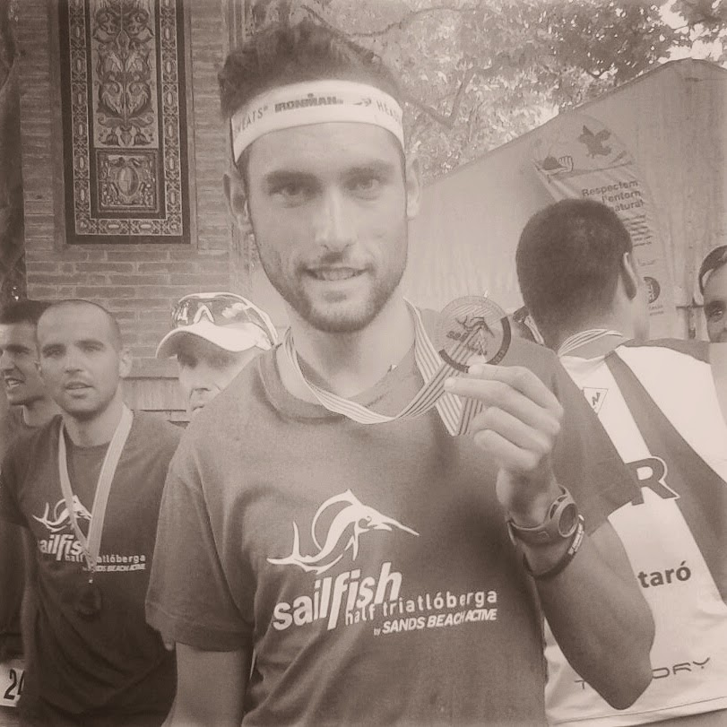 finisher medalla triatlo berga