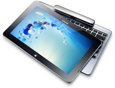 samsung tablet ativ