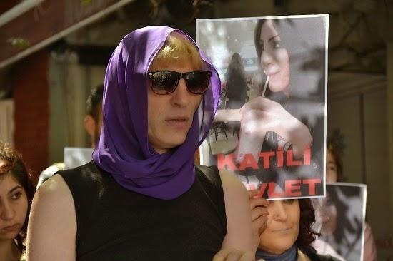transfobi trans nefret cinayetleri politiktir trans kadın