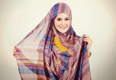 Cara Pakai Hijab Pashmina Syar'i Paling Baru