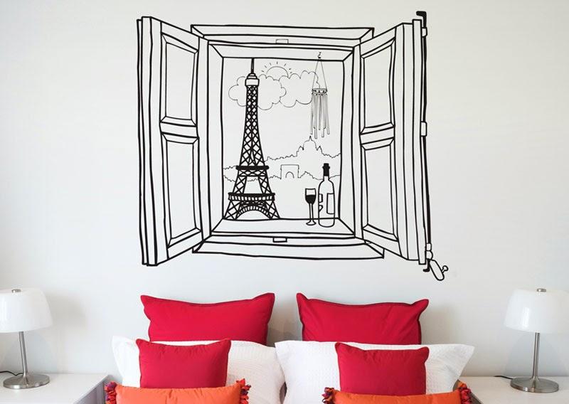 Creativas ideas de c mo dibujar tus paredes maria victrix for Pintar paredes ideas originales