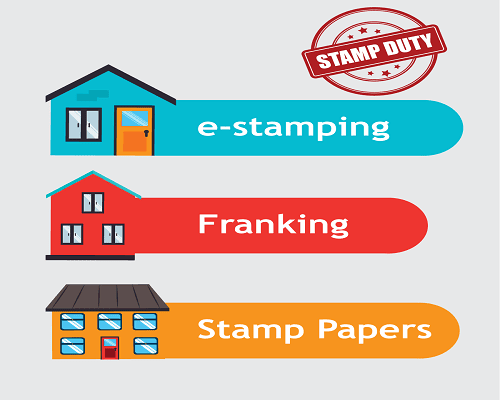 STAMP DUTY IS APPLICABLE ON PURCAHSE OF PRPERTY IN PUBLIC AUCTION.