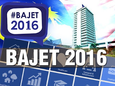 JOM BENTANG BAJET, PEMBENTANGAN BAJET 2016, PENGISIAN BAJET 2016