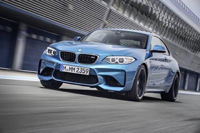 Η BMW στο Διεθνές Σαλόνι Αυτοκινήτου Β. Αμερικής (NAIAS) 2016 στο Ντιτρόιτ