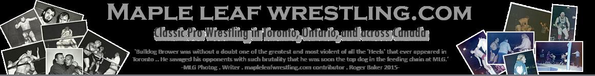 Maple Leaf Wrestling