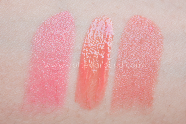 YSL glossy stain 27 swatch
