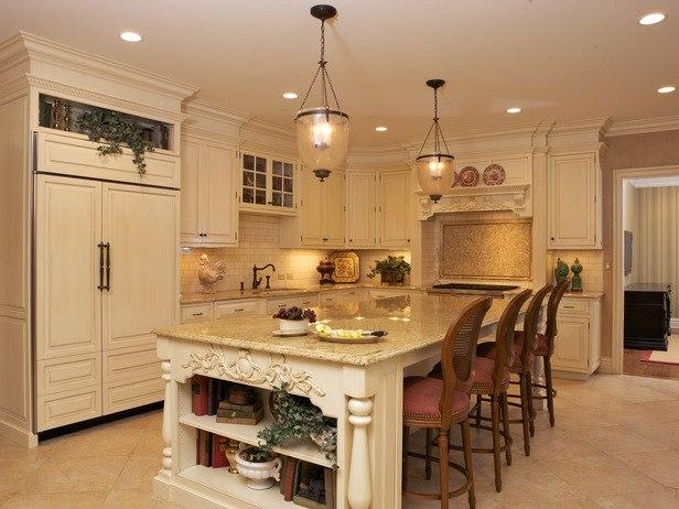 un très beau design pour une cuisine ~ Intérieur décor  Decoration