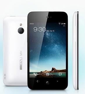 MEIZU MX Quad-Core Android Smartphone